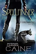 Spellfinder (Cassidy Edwards, #2) by Carmen…