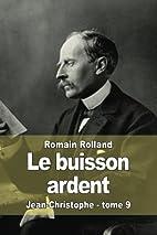 Gorući grm by Romain Rolland