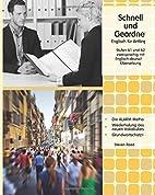 Schnell und Geordnet: Englisch für…