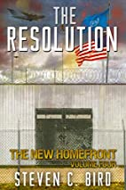 The Resolution: The New Homefront, Volume 4…