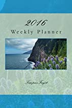 2016 Weekly Planner Notes, 12 Month: Plan…