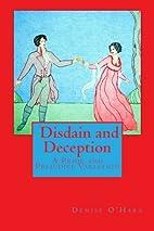 Pride and Prejudice: Disdain and Deception:…