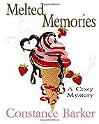 Melted Memories Caesars Creek Mystery Series…