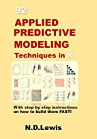 92 Applied Predictive Modeling Techniques in…