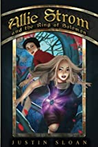 Allie Strom and the Ring of Solomon by…