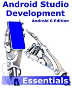 Android Studio Development Essentials -…