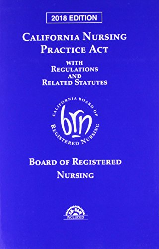 california-nursing-practice-act-with-regulations-and-related-statutes