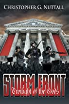 Storm Front (Twilight Of The Gods Book 1) by…