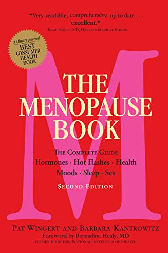the-menopause-book-the-complete-guide-hormones-hot-flashes-health-moods-sleep-sex