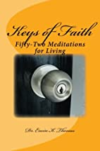 Keys of Faith: Fifty-Two Meditations for…