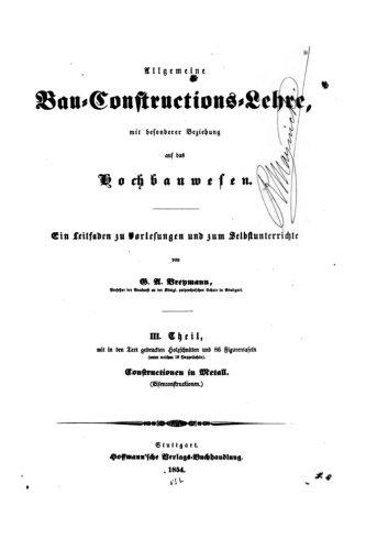 allgemeine-bau-constructions-lehre