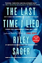 The Last Time I Lied: A Novel by Riley Sager