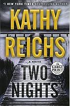 Two Nights: A Novel (Random House Large…
