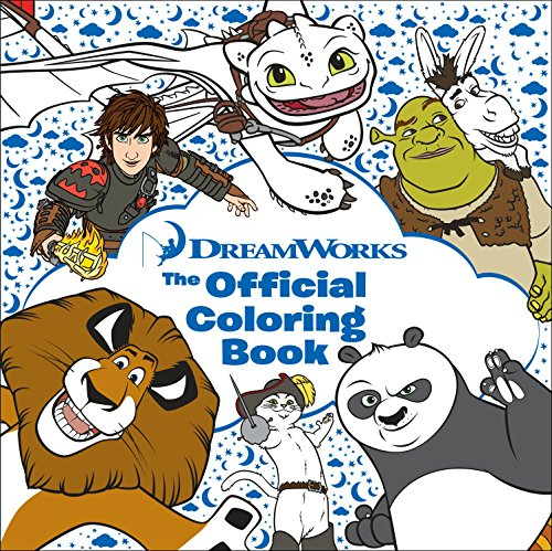 dreamworks-the-official-coloring-book-adult-coloring-book