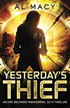 Yesterday's Thief by Al Macy