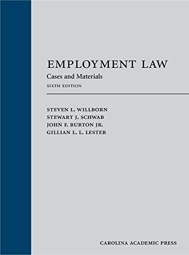 employment-law-cases-and-materials