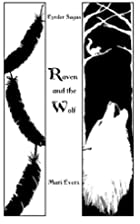 Raven and the Wolf (Eyrder Saga, #1) by Mari…