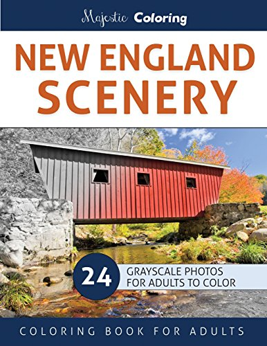new-england-scenery-grayscale-photo-coloring-for-adults