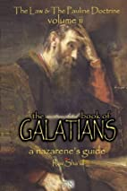 The Mistranslated Book of Galatians (The Law…