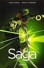 Saga, Vol. 7 by Brian K. Vaughan