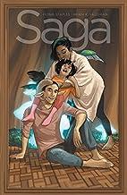 Saga Volume 9 by Brian K Vaughan