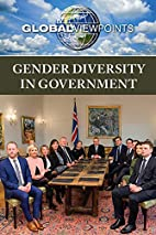 Gender diversity in government by Avery…