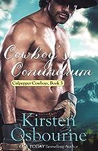 Cowboy's Conundrum (Culpepper Cowboys…