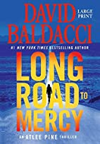 Long Road to Mercy (An Atlee Pine Thriller)…