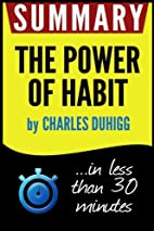 Summary of The Power of Habit: Why We Do…