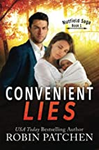 Convenient Lies by Robin Patchen