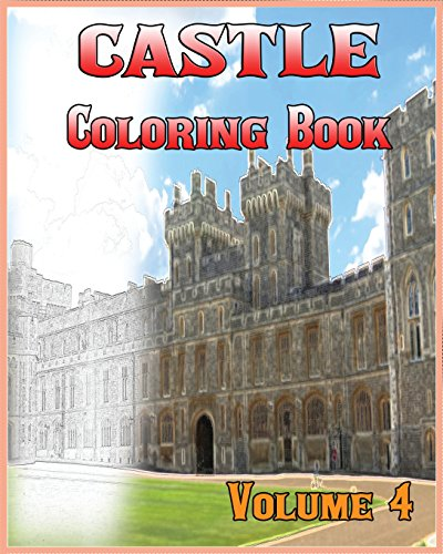 castle-coloring-books-vol4-for-relaxation-meditation-blessing-sketches-coloring-book-volume-4