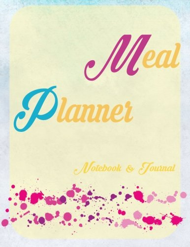 meal-planner-not-journal-food-planners-what-to-eat-for-women-color-weekly-meal-planner-food-planners-meal-prep-book