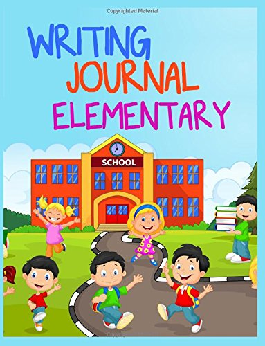 writing-journal-elementary-85-x-11-108-lined-pages-diary-not-journal-workbook