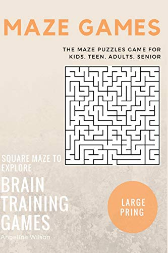 maze-games-the-maze-puzzles-game-for-kids-teen-adults-senior-brain-training-games-square-maze-to-explore