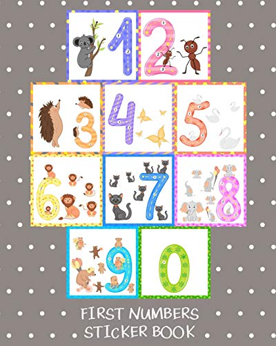 first-numbers-sticker-book-blank-sticker-book-8-x-10-64-pages