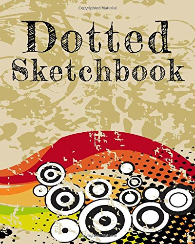 dotted-sketchbook-bullet-grid-journal-8-x-10-150-dot-grid-pages-sketchbook-journal-doodle
