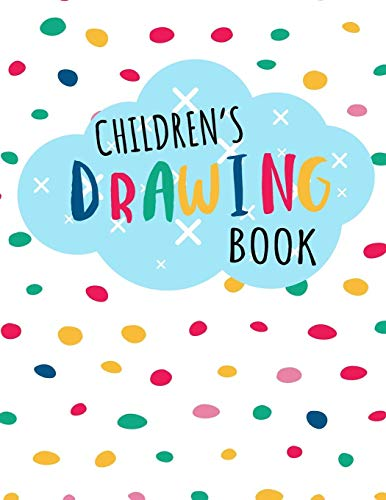 childrens-drawing-book-graph-paper-not-85-x-11-120-grid-lined-pages-1-4-inch-squares