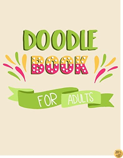 TDoodle Book For Adults: Graph Paper Notebook, 8.5 x 11, 120 Grid Lined Pages (1/4 Inch Squares)