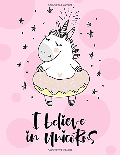 i-believe-in-unicorns-journal-diary-not-for-unicorn-lover-a-journal-book-with-coloring-pages-inside-the-book