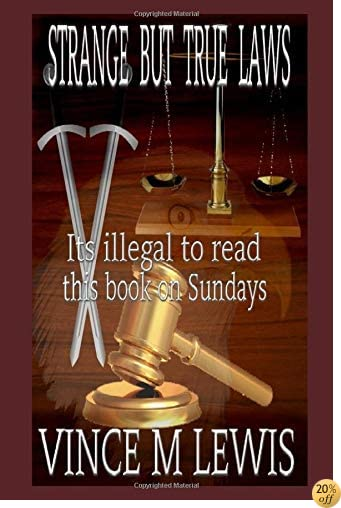 Strange But True Laws: Its Illegal To Read This Book On Sundays
