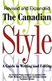 [???]: The Canadian Style: A Guide to Writing and Editing