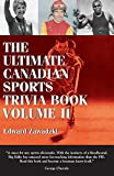 Zawadzki, Edward: The Ultimate Canadian Sports Trivia Book