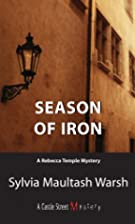 Season of Iron (Rebecca Temple Mystery…