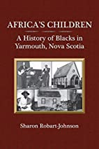 Africa's Children: A History of Blacks in…