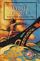 The whale people by Roderick Haig-Brown