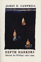 Depth Markers: Selected Art Writings…