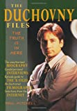 ECW Press Staff: Duchovny Files: The Truth Is in Here