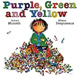 Munsch, Robert: Purple, Green and Yellow