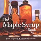 The Maple Syrup Book by Janet Eagleson
