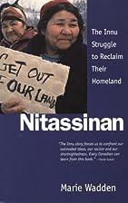 Nitassinan: The Innu Struggle to Reclaim…